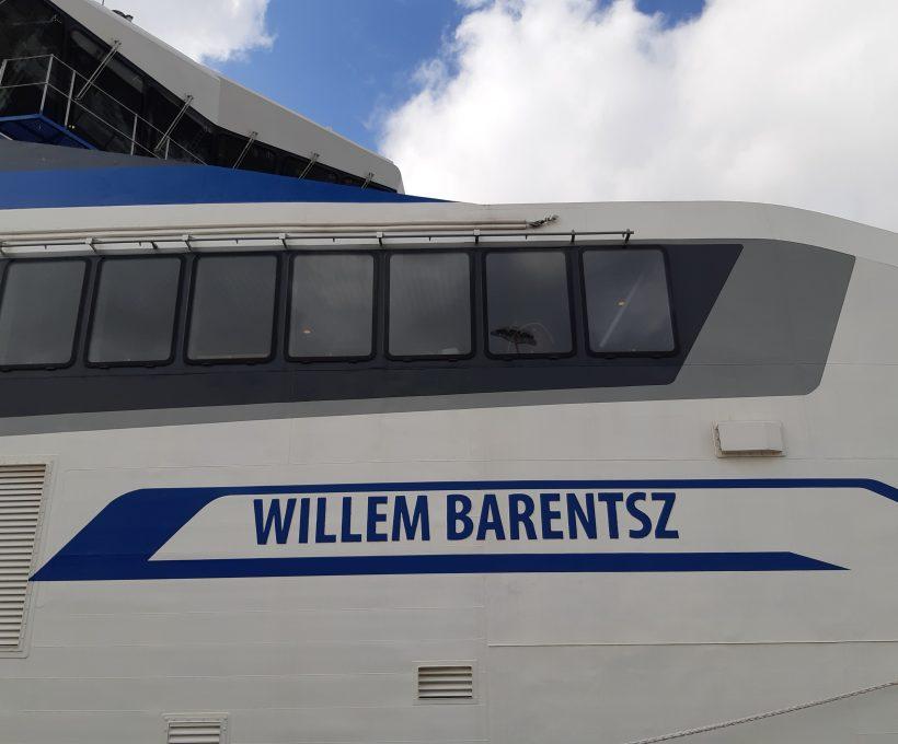 Nieuwe schepen vanaf april 2020 in de vaart