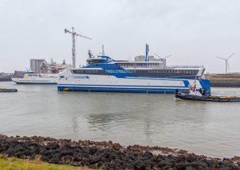 Eerste proefvaart Willem de Vlamingh